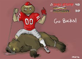 Ohio State vs. Michigan 2006 by Kobb