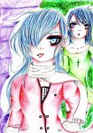 Different Ways- Winter and Neira. by BladeWithin