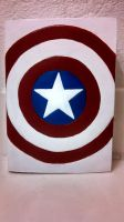 Captain America Journal by MaiseDesigns