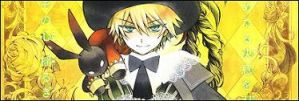 Pandora Hearts by Ciupilica