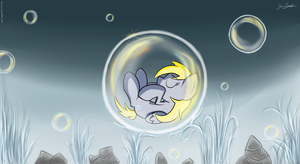 Derpy Dream by zarzox