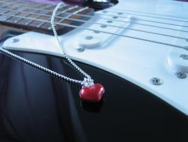 A Guitars Heart by M-fly