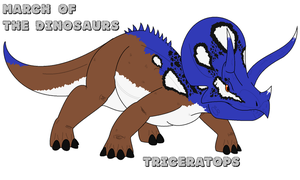 March of the Dinosaurs - day 2 by Absol989