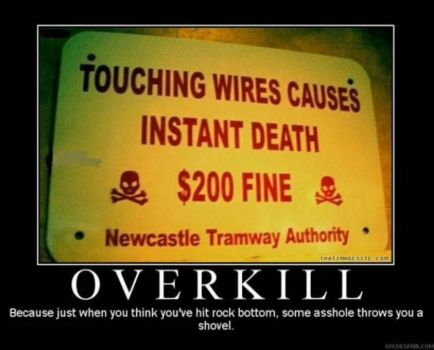 Overkill by MalevolentDeath