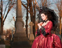 Graveside Couture by chocomalk