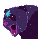 Ursa Major Panda by Xakkar