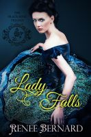 Lady Falls by CoraGraphics