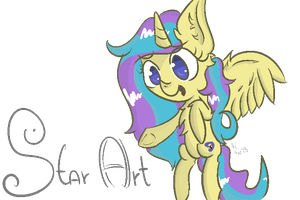 Star Art Request by FTFxe