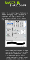 Smudge Tutorial by xLocky