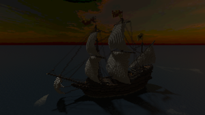 Race-built Galleon by Sillouete