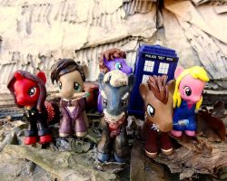 The Day of the Doctor by HeyLookASign
