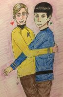 Logical Love (Spirk) by ChuckyAndy