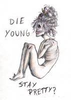 Die young... by Ienahria