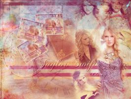 Taylor Swift Wallpaper by lnx03