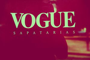 VOGUE by LucyLoveColours