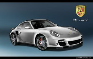 Porsche 911 Turbo by cyanide227