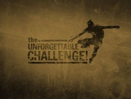 the unforgettable challenge by KAMFER99