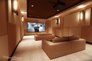 Entertainment Room by Overstone