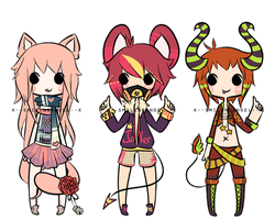 {CHOOSE YOUR OWN PALETTE ADOPTS 1} CLOSED by chuguri