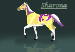 Sharona 10pts Adopt by LilSunnyGirl