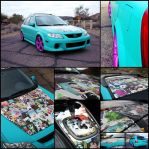 The Deviant Art Of My Car by SurfaceWill