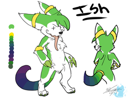 Ish ref by PhantomCat
