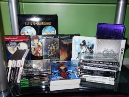 My Square-Enix Collection Part 1 by Puja723