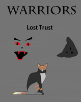 Warriors Cover For Locashewolf by banditandshastagal