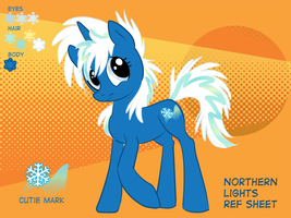 Northern Lights Reference Sheet by northernlightsmlp