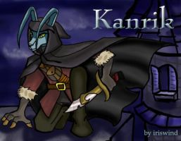 Kanrik: Cloaks and Daggers by iriswind