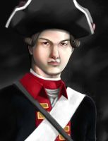 The Prussian Officer by BlutEisen