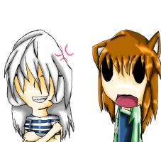 Nat and Me's rant Icon :'D by Uxiethecat