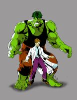 The Incredible Hulk by Sad7Statue