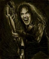 Steve Harris Bass Solo by aerokay