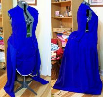 Homecoming Dress WIP by Miss-Star-Bucket