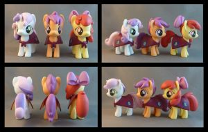 CMC with capes by krowzivitch