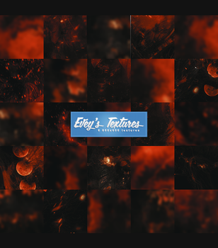 #14 Icon Textures Pack - Hell on Earth by Evey-V