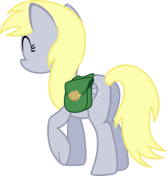 Ditzy Derpy Hooves by LOCKHE4RT