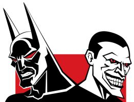 Batman Beyond: Return of the Joker Revised by Bat-Dan