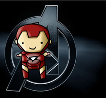 Avengers - Iron Man by girl-of-fire