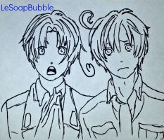 APH: Vargas Brothers by LeSoapBubble