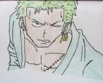 Zoro by chile3456