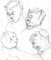 doodle 1 by Bareck