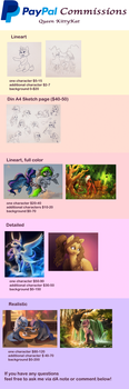 Commission chart by Queen-KittyKat
