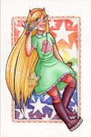 Star Butterfly by Yuumeee