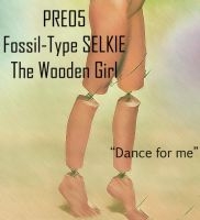 PRE05 - The Wooden Girl by Stac-cato