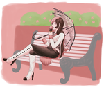 RWBY- Neopolitan by Thothslibrary