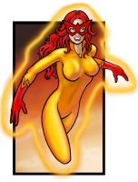 Firestar by Kostmeyer