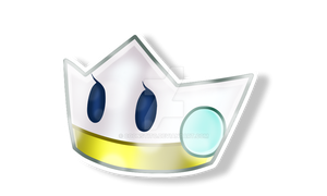 Paper Mario Sticker Star - Kersti by Coonstito
