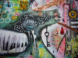 Too Much Time-detail by eesss